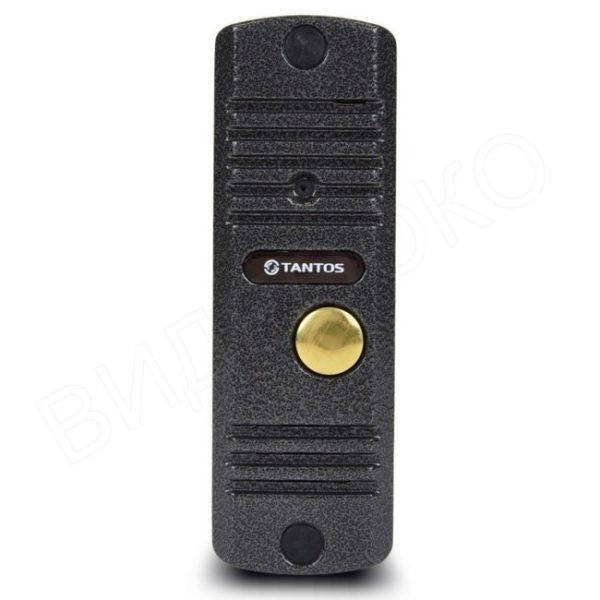 Антивандальная вызывная панель видеодомофона