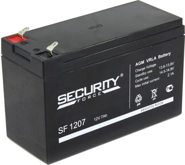 Аккумуляторная батарея 12В