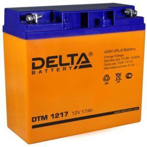 Аккумуляторная батарея Дельта купить в Чите