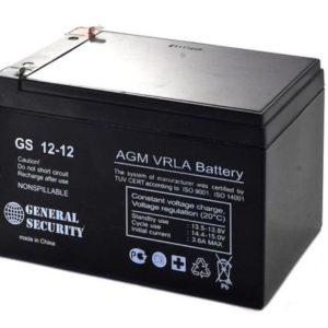Аккумуляторная батарея АКБ GS 12-12