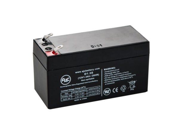 Аккумуляторная батарея для охранно-пожарной сигнализации