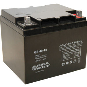 Аккумуляторная батарея АКБ GS 12-40