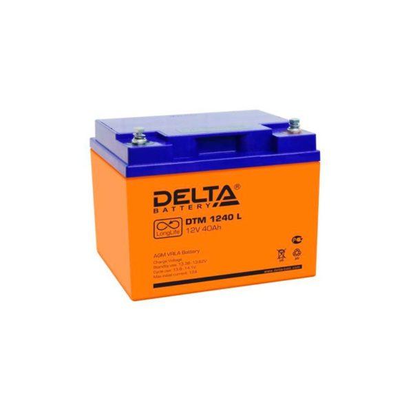 Аккумуляторы DELTA в Чите купить