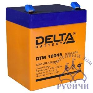 АКБ DTM 12045