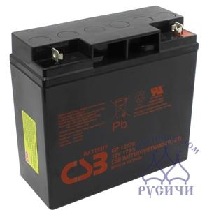 АКБ GP 12170 (4шт/кор.)